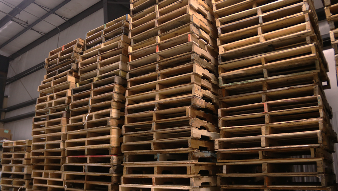 Pallet Stack Industrial Supply